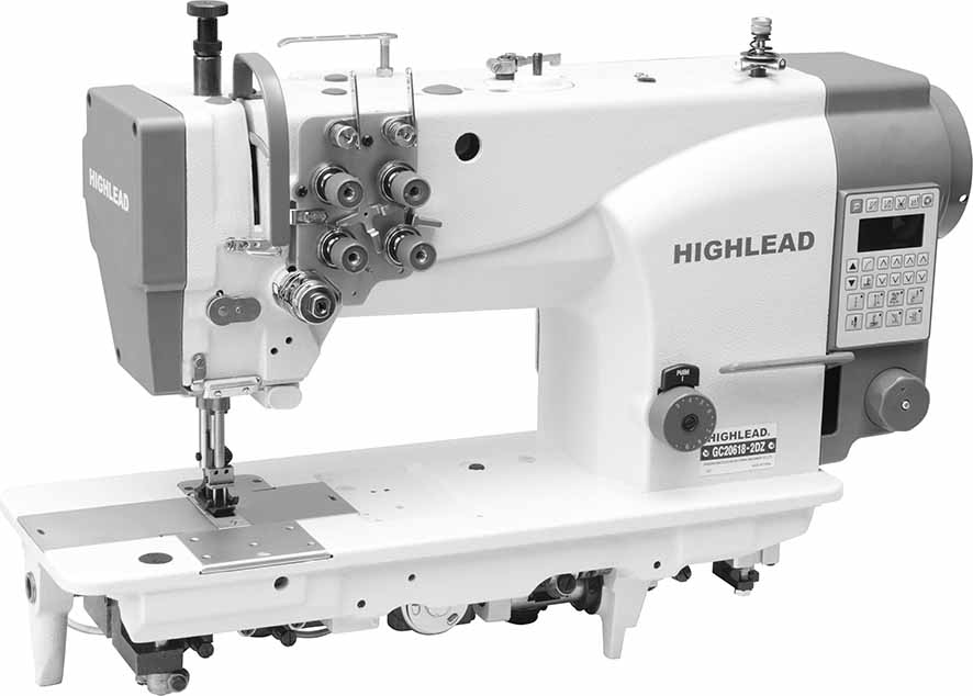 Shanghai Biaozhun Hailing Sewing Machinery Co LTD Beauteous Highlead Sewing Machine China